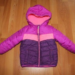 C9 Champion Girls 18M Purple Venture Puffer Jacket